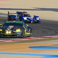#98, Aston Martin Racing, Aston Martin V8 Vantage, driven by: Paul Dalla Lana, Pedro Lamy, Mathias Lauda, WEC BAPCO 6 Hours of Bahrain, 17/11/2017,