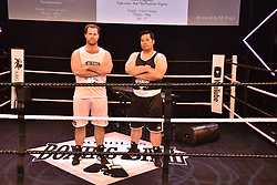 Boxers at the Boodles Boxing Ball, in association with Argentex and YouTube in Support of Hope and Homes for Children at Old Billingsgate London, United Kingdom - 7 Jun 2019 Photo Dominic O'Neil
