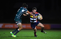 James Newey of Bristol United - Mandatory by-line: Paul Knight/JMP - 22/09/2017 - RUGBY - Clifton RFC - Bristol, England - Bristol United v London Irish 'A' - Aviva A League