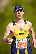 Ottawa, Ontario ---25/05/08--- \otm124\ runs during the ING Ottawa Marathon, May 26, 2008..GEOFF ROBINS /