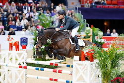 Bengtsson Rolf Goran, SWE, Casall Ask<br /> Gothenburg Horse Show FEI World Cups 2017<br /> © Hippo Foto - Stefan Lafrentz<br /> 24/02/17