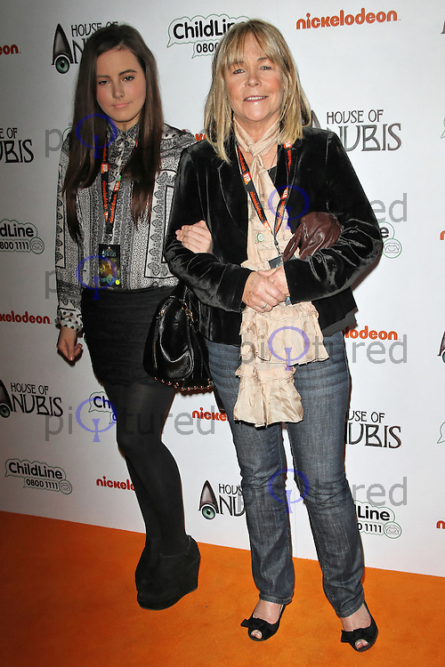 LONDON - MARCH 11: Linda Robson attends the UK TV Premiere of Nickelodeon's 'House Of Anubis Season 2' at the Freemasons' Hall, London, UK. March 11, 2012. (Photo by Richard Goldschmidt)