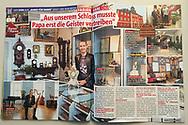 On Assignment for Neue Post: Homestory with TV Personality and Specialist for Antiques, Fabian Kahl.<br /> Published in Das Neue Blatt, 2018.<br /> <br /> Verwendung mit freundlicher Genehmigung von Neue Post.