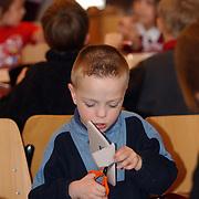 Special 4 Kids middag in het Visnet Huizen