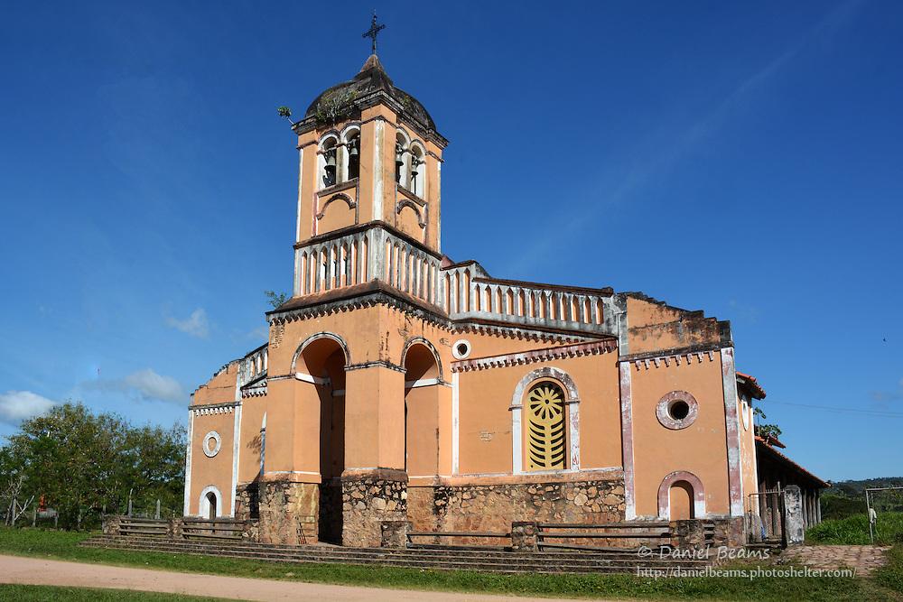 Iglesia in Yotau, Santa Cruz, Bolivia
