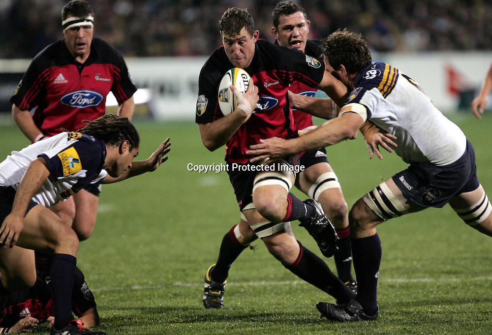 22 May, 2004. Super 12 Final, Canberra Stadium, Canberra ACT, Australia.<br /> Chris Jack.<br /> The Brumbies defeated the Crusaders  48-37<br /> Please credit: Andrew Cornaga/Photosport