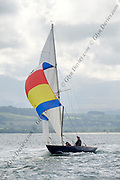Last day of Menai Strait regatta 2017. Beaumaris courses. These images were taken whilst being filmed for the new ITV Wales series, 'The Strait' to be broadcast in January 2018.<br />