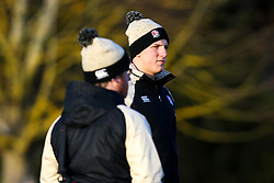 James Dun of England Under 20s - Mandatory by-line: Robbie Stephenson/JMP - 08/01/2019 - RUGBY - Bisham Abbey National Sports Centre - Bisham Village, England - England Under 20s v  - England Under 20s Training
