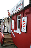 The Hill Barber shop, Stillorgan in Dublin Irealnd