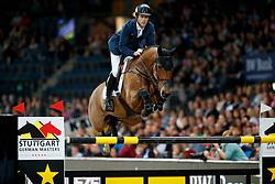 Brash, Scott (GBR) Ursula XII<br /> Stuttgart - German Masters 2016<br /> © www.sportfotos-lafrentz.de