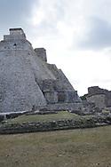 Viaggio in Messico, Merida e Uxmal Rovine Maya, 26 novembre 2016 © foto Daniele Mosna