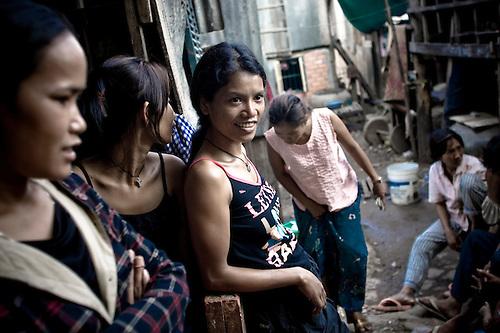 Whores Phnom Penh