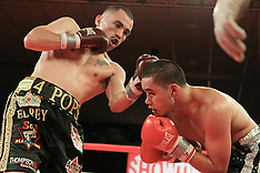 October 28, 2011: Brandon Gonzales vs Ossie Duran