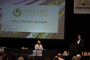 6th annual indoorAgCon hosted in Las Vegas, NV. Bringing together innovators of vertical farming to discuss and network the future and technology of indoor agriculture. Photos by Tiffany L. Clark