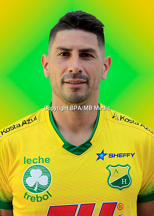 Colombia League - Liga Aguila 2016-2017 / <br /> Club Deportivo Atletico Huila - Colombia / <br /> Sergio Almiron