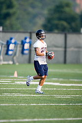 Andrew Pearman (21)..The 2007 Virginia Cavaliers football team opened fall practice on August 6, 2007 at the University of Virginia football practice fields near the McCue Center in Charlottesville, VA.