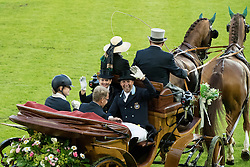 Honour coaches<br /> Opening Ceremony<br /> CHIO Aachen 2016<br /> © Hippo Foto - Dirk Caremans<br /> 12/07/16