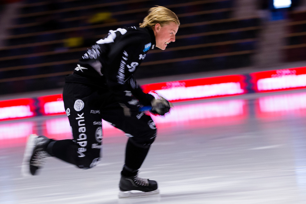 121011 Bandy, World Cup, Skills Competition: .© Michael Erichsen