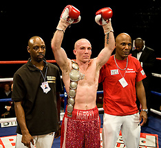 22.01.10 BRENTWOOD CENTRE, BRENTWOOD, BRITISH BANTAMWEIGHT TITLE, PROMOTED BY FRANK MALONEY.