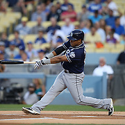 2014 MLB Padres at Dodgers 2