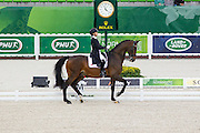 Joanne Vaughan - Elmegardens Marquis<br /> Alltech FEI World Equestrian Games™ 2014 - Normandy, France.<br /> © DigiShots