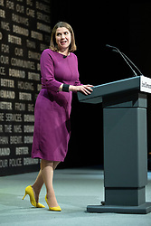 © Licensed to London News Pictures . 15/09/2019. Bournemouth, UK. Party leader JO SWINSON hosts a Q&A session . The Liberal Democrat Party Conference at the Bournemouth International Centre . Photo credit: Joel Goodman/LNP