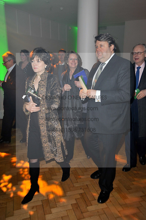Left to right, LADY STRATHCLYDE, LADY DEBEN and LORD STRATHCLYDE at the press night of the new Andrew Lloyd Webber  musical 'The Wizard of Oz' at The London Palladium, Argylle Street, London on 1st March 2011 followed by an aftershow party at One Marylebone, London NW1