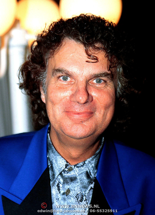 Nieuwjaarsreceptie Strengholt 1998, Hans van Eyk