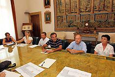 20130722 CONFERENZA STAMPA PRESENTAZIONE LAVORI RISTRUTTURAZIONE PIAZZA TRENTO E TRIESTE