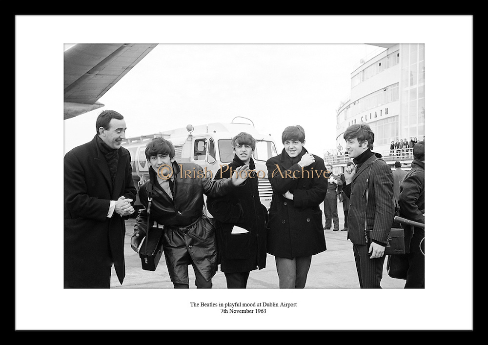 This great and unique shot by Lensmen Photographic Agency is the perfect anniversary  gift idea for someone that is interested in the Beatles. Irish Photo Archive has thousands of event photographs in Ireland.