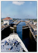 Copyright JIm Rice ©2013.Transit panama canal