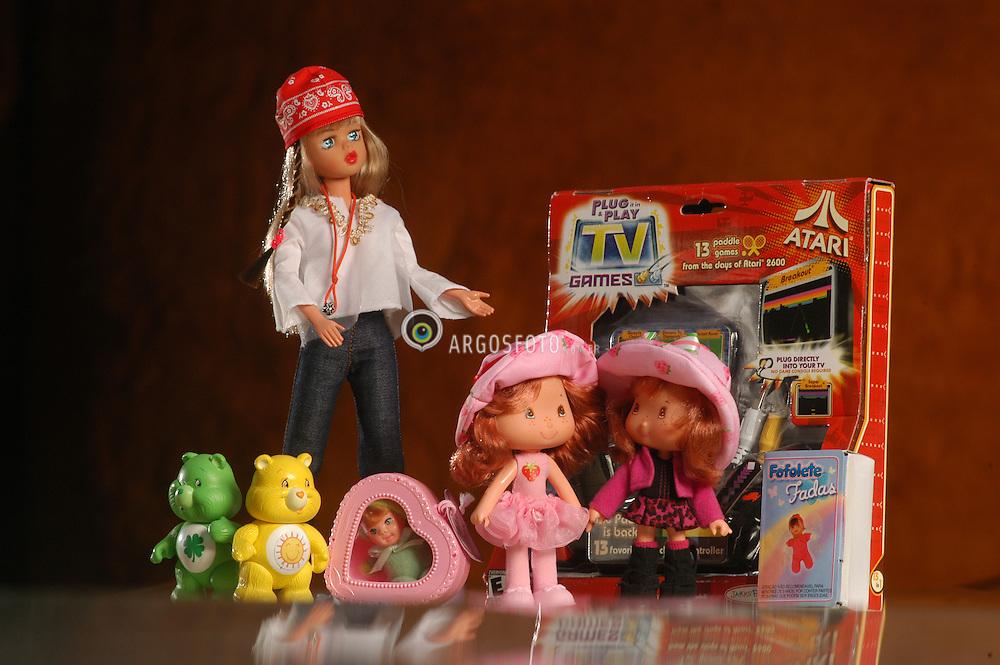 Brinquedos antigos da Estrela, fabrica de brinquedos brasileira / Old toys of Estrela, a toy manufacturer of Brazil