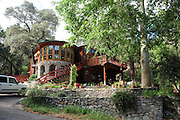 The Chuparosa Bed & Breakfast sits in Madera Canyon in the Santa Rita Mountains in a Sky Island of the Coronado National Forest in the Sonoran Desert, Arizona, USA.