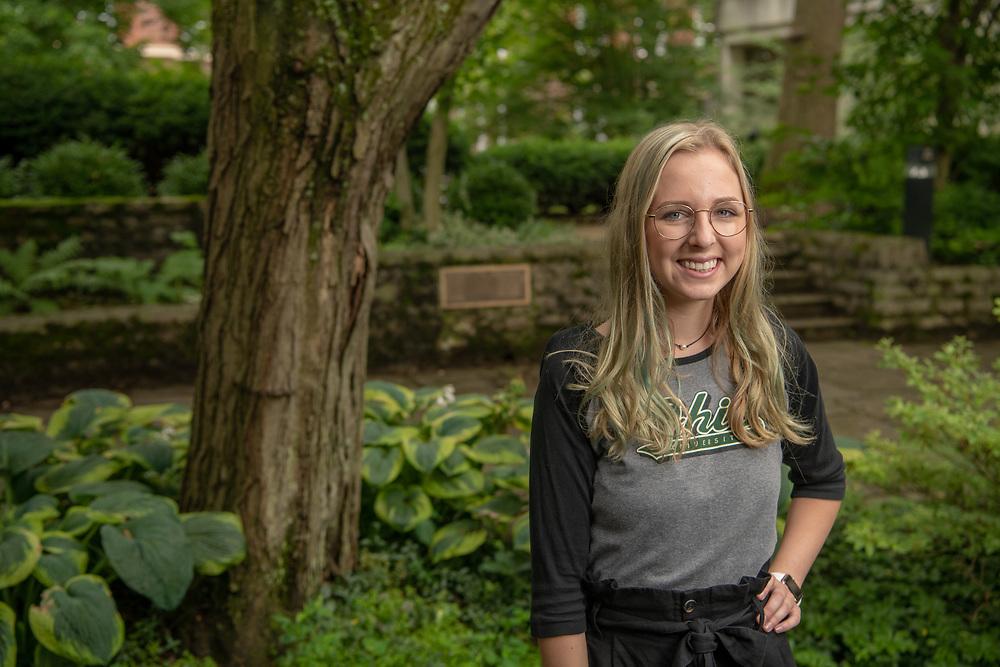 Hannah Kaufman, University College, College of Business