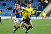 Oxford United striker Chris Maguire on the ball during the Sky Bet League 2 match between Oxford United and Carlisle United at the Kassam Stadium, Oxford, England on 12 December 2015. Photo by Alan Franklin.