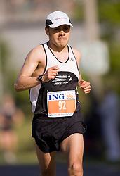 Ottawa, Ontario ---25/05/08--- \otm92\ runs during the ING Ottawa Marathon, May 26, 2008..GEOFF ROBINS /