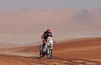 Motor - Motorsykkel<br /><br />AUTO - RAID 2003 - UAE DESERT CHALLENGE 20031024<br />PHOTO : DIGITALSPORT<br />PÅL ANDERS ULLEVÅLSETER / KTM - ACTION