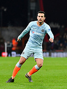 Pedro (11) of Chelsea during the Premier League match between Bournemouth and Chelsea at the Vitality Stadium, Bournemouth, England on 30 January 2019.