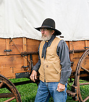 WY02382-00...WYOMING - Bobby Picklesimer at the Willow Creek Ranch. MR# P10