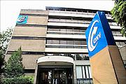 Nederland, Nijmegen, 15-10-2014Het gebouw van het UWV aan de Koninginnelaan. Het UWV zal in de nabije toekomst een ander kantoorgebouw betrekken buiten het centrum van de stad.FOTO: FLIP FRANSSEN/ HH