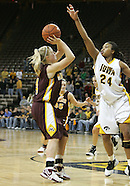 NCAA Women's Basketball - Minnesota v Iowa - January 25, 2007