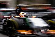 May 25, 2014: Monaco Grand Prix: Nico Hulkenberg (GER), Force India-Mercedes