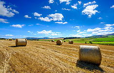 Straw Bales | South Lanarkshire | 29 August 2016