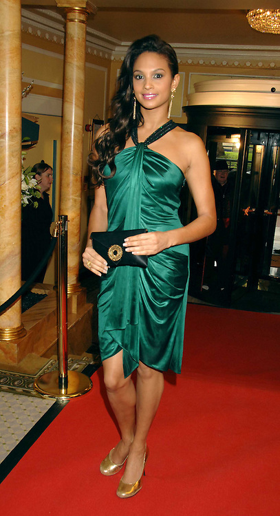 ALESHA DIXON at the South Bank Show Awards held at The Dorchester, Park Lane, London on 29th January 2008.<br />