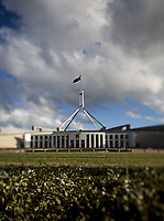 Parliament House Canberra.