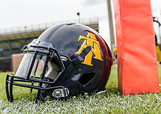 2017 A&T Football (1st Fall Camp Practice)