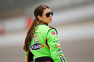 Auto Racing - Danica Patrick at the Indianapolis Motor Speedway