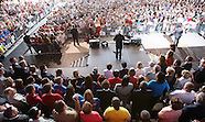 McCain/Palin Rally - Cedar Rapids, Iowa - September 2008