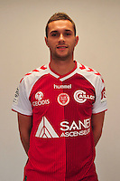 Gregory Bourillon - 21.10.2014 - Photo officielle Reims - Ligue 1 2014/2015<br /> Photo : Philippe Le Brech / Icon Sport