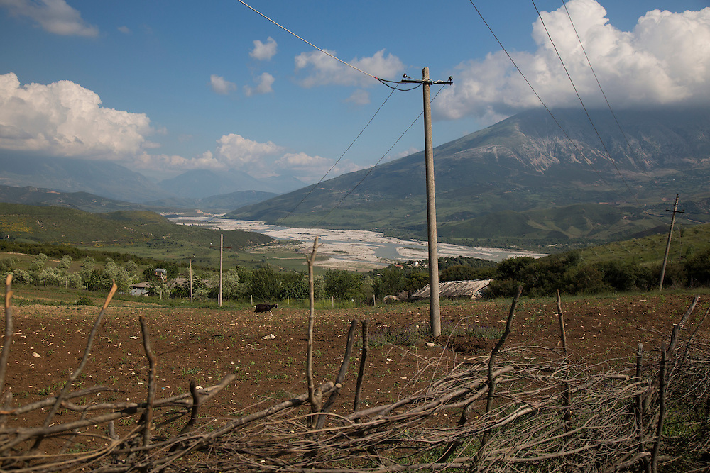 It is estimated that around 40 percent of Albania's electricity is lost through poorly insulted Communist era wires, theft and non-payment of bills, says Christoph Denk, the country office director of the European Bank for Reconstruction and development. If these losses were stanched, observers believe new hydropower projects would be unnecessary.
